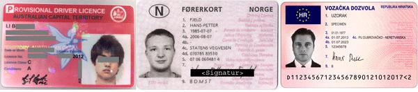 Driver's licence translation Sydney